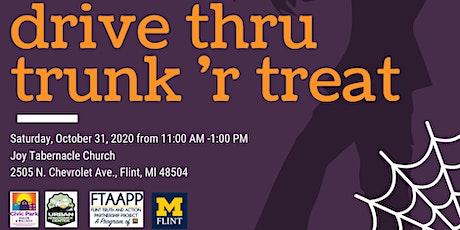 Civic Park Drive Thru Trunk r' Treat tickets