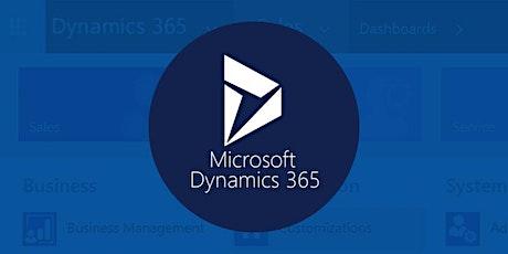 Microsoft Dynamics 365 Fundamentals (MB-901T00) 2-Days Online Training tickets