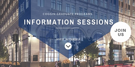 Coggin College of Business Graduate Programs Information Session tickets