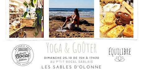 Yoga & Goûter billets
