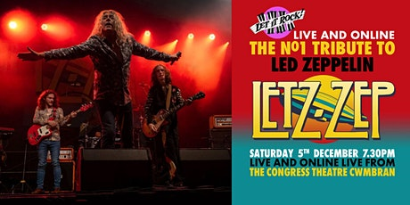 LETZ  ZEP tickets
