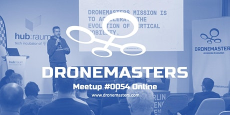 DroneMasters Meetup #054 Online tickets