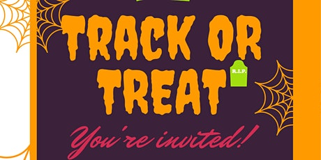 Track or Treat - Halloween at VASJ tickets