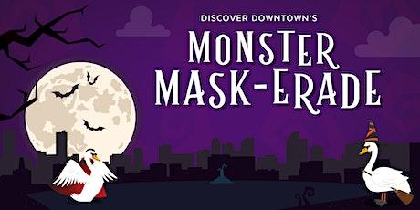 Monster Mask-erade tickets