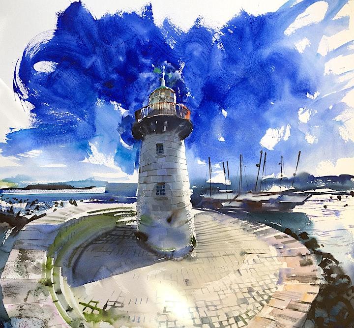 JOHN SHORT: Dalkey Visual Record (4-7 December 2020) image