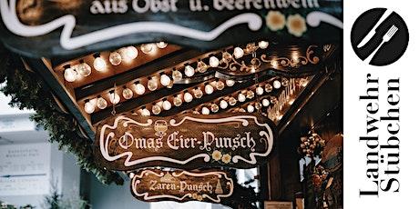 "Stübchen's ""Christmas Market Experience"" Tickets"