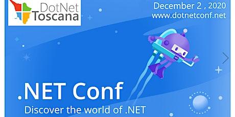 .NET Conf by DotNetToscana biglietti