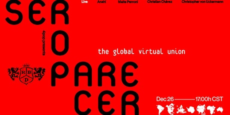 RBD Ser O Parecer - The Global Virtual Union Live Stream tickets