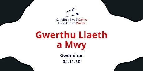 Gwerthu Llaeth a Mwy tickets