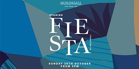 Fiesta with Guildhall tickets