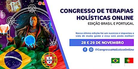 Congresso Holístico Online - Edição Brasil e Portugal ingressos