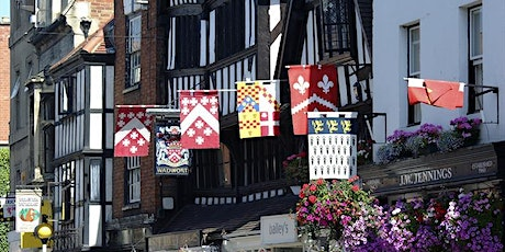 Supporting Historic High Streets: Heritage & the Town Centre Experience #1 tickets