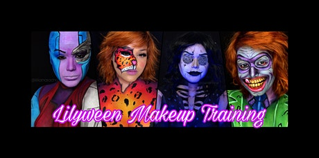 Lilyween Makeup Training tickets