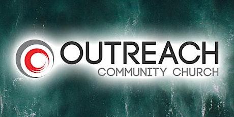 Outreach Community Church Sunday Service tickets