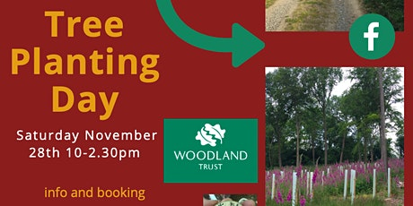 Sawpit Woods Community Tree Planting Day tickets