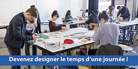 Atelier découverte du design - 27 octobre 2020 billets