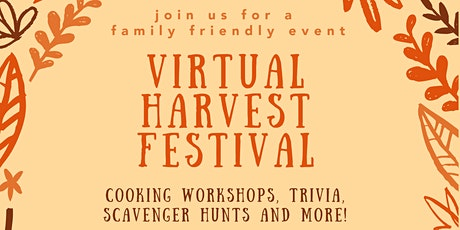 Virtual Harvest Festival tickets
