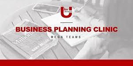 Business Planning Clinic billets