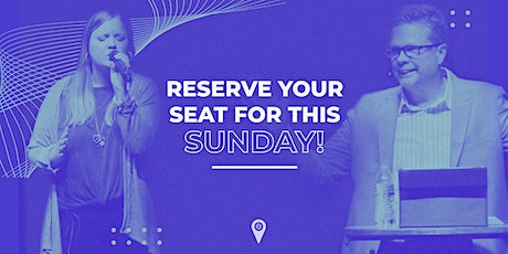 In-Person Worship Service - October 25, 2020 tickets