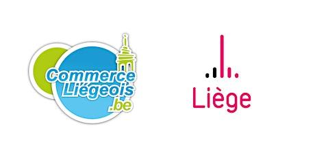 Rencontre entre les commerçants liégeois et les autorités billets