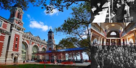 'Ellis Island: The Gateway to Freedom' Webinar tickets