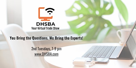 DHSBA: Your Virtual Trade Show