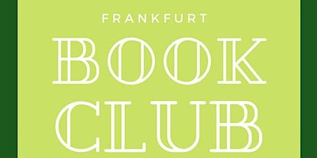 Frankfurt Book Club - Dublin Palms tickets