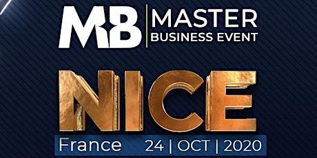 MB Event Nice 2020 biglietti