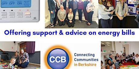 Energy Advice & Awareness Webinar tickets