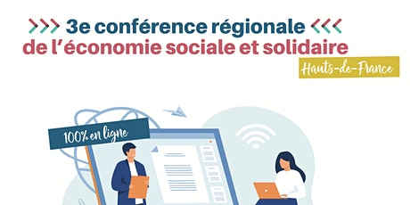 Inscription à la Conférence Régionale de l'ESS 2020 billets