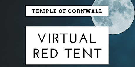 Temple of Cornwall Red Tent - Samhain Full Moon Gathering - Virtual tickets