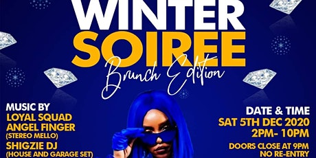 Winter Soiree Carribean Brunch Edition tickets