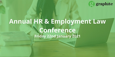 Graphite HRM Annual HR & Employment Law Conference tickets