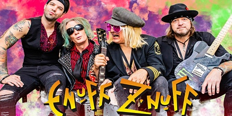Enuff z Nuff + special guests Live Eleven stoke tickets