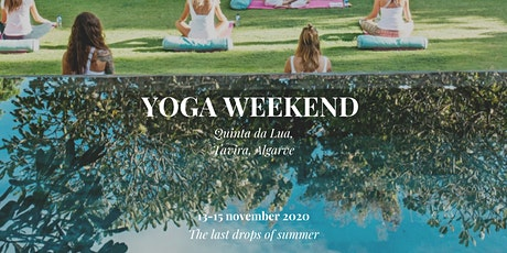 Luxury yoga Weekend in Algarve bilhetes
