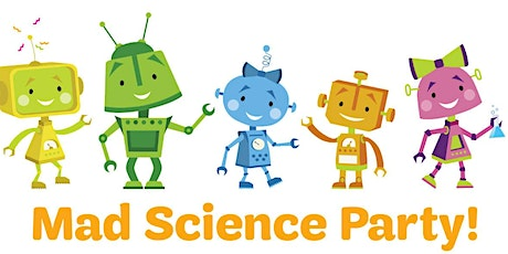 GSCSNJ Mad Science Party! tickets