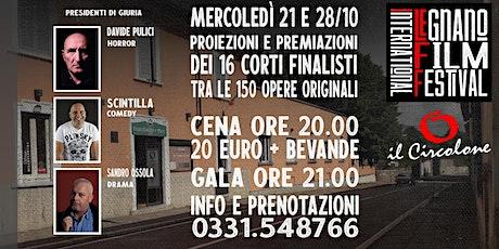 Cinema a Milano - Serate Finali International Legnano Film Festival biglietti