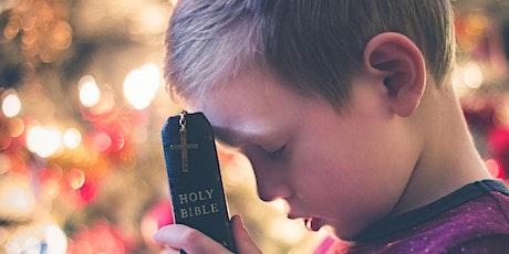 Finding a New Vocabulary in Prayer (Webinar) tickets