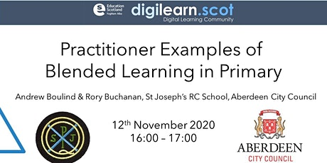Practitioner Examples of Blended Learning in Primary tickets