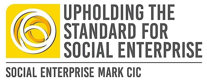 Social Enterprise Mark CIC coffee morning image