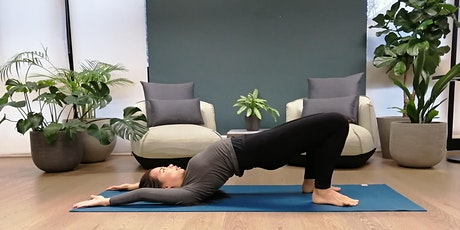 Slow Somatic Yoga for Stress relief tickets