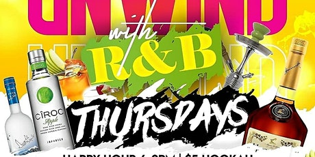 R&B Thursdays tickets