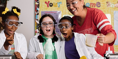 Girl Scout Virtual Ice Cream Science Event for Families of Central Elem. tickets
