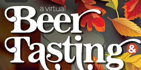 734 Brewing, Ypsilanti and Southfield Area Rotary Club Virtual Beer Tasting tickets