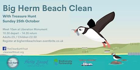 Big Herm Beach Clean tickets