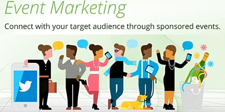 Event Marketing - Grow your Business with Events (Online Workshop) tickets