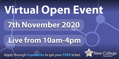 North Star campus Virtual Open Event tickets