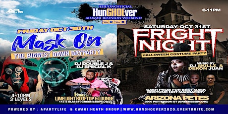 The Unofficial #HunGHOEver Alumni Reunion Weekend tickets