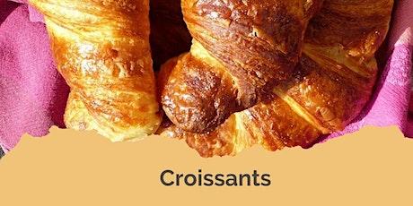 Croissants & Mincemeat tickets