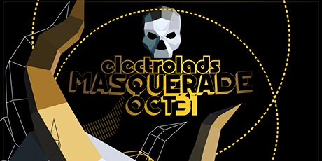Electrolads Masquerade dinner & dance party! tickets